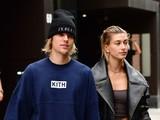 Justin và Hailey Bieber ở Tokyo