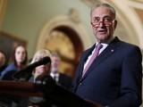 Thượng nghị sĩ Hoa Kỳ Chuck Schumer. Ảnh: Reuters