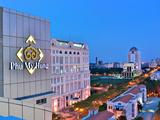 Khu Thương Mại Tài Chính Quốc Tế tâm điểm của đô thị Phú Mỹ Hưng (Nguồn: Phú Mỹ Hưng)