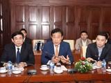 Ông Kim Jung Tai mong muốn đóng góp vào sự phát triển của khu vực ngân hàng tại Việt Nam (Nguồn: SBV)