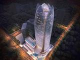 Phối cảnh dự án Lavenue Crown trên khu đất số 8-12 Lê Duẩn, Quận 1, Tp. Hồ Chí Minh (Nguồn: Internet)