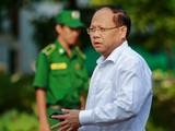 Ông Tất Thành Cang - Phó bí thư thường trực Thành ủy TP HCM. Ảnh: Thành Nguyễn/VnExpress
