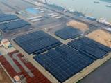 Kho nhôm khổng lồ của Công ty TNHH Nhôm Toàn Cầu Việt Nam tại Vũng Tàu. (Ảnh: The Wall Street Journal)