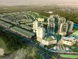 Phối cảnh Khu Đô thị Thương mại - Dịch vụ Tân Phú được quảng bá trên một số trang mua bán bất động sản (Ảnh: Internet)