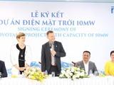 Ông Lê Toàn và bà Đỗ Thị Kim Liên (bên tay phải) tại một sự kiện (Ảnh: Internet)