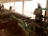 Nhà máy sản xuất gạch tuynel của CTCP Sản xuất XNK Phú Hưng tại Lào Cai (Ảnh: Báo Lào Cai)