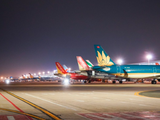 Các hãng hàng không cắt giảm tần suất khai thác rất lớn do Covid-19
