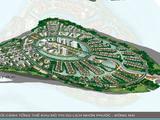 Phối cảnh dự án Khu đô thị du lịch Nhơn Phước trên một số trang bất động sản (Nguồn: Internet)