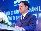 Thượng tướng Lê Hữu Đức - Chủ tịch HĐQT MBBank (Ảnh: MCredit)