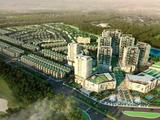 """Phối cảnh dự án Khu Đô thị Thương mại - Dịch vụ Tân Phú mà Protrade Corp muốn xây dựng trên 43 ha """"đất vàng"""" ở Bình Dương (Ảnh: Internet)"""