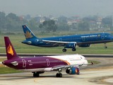 Vietnam Airlines đang tiến hành thoái vốn Cambodia Angkor Air (Ảnh: Internet)