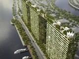 Phối cảnh dự án Diamond Lotus Riverside (Nguồn: PKC)
