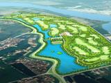Phối cảnh dự án Sân golf quốc tế Thuận Thành (Bắc Ninh) - Nguồn: HLD