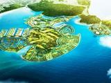 Phối cảnh dự án Khu du lịch quốc tế Đồi Rồng (Nguồn: haiphong.gov.vn)