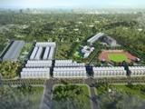 Phối cảnh dự án Vườn Sen tại Bắc Ninh (Nguồn: bacninhland.com.vn)