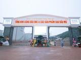 Tổng kho xăng dầu DKC của TMD Group