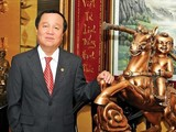 Ông Đinh Văn Vui - Chủ tịch Suối Tiên Group (Ảnh: Internet)