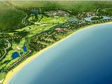 Phối cảnh dự án Khu du lịch Bình Tiên