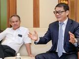 Tỷ phú Trần Bá Dương thay 'bầu' Đức làm Chủ tịch HĐQT HNG