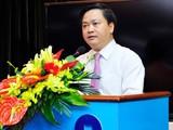 Chủ tịch VietinBank Lê Đức Thọ làm bí thư tỉnh uỷ Bến Tre (Ảnh: CTG)