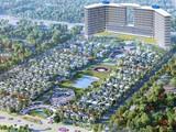 Phối cảnh dự án Prime – Prime Resort and Hotels do Công ty TNHH Đầu tư Cam Lâm làm chủ đầu tư