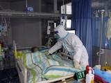 Số người nhiễm bệnh và bị chết vì viêm phổi cấp do virus Corona chủng loại mới ở Trung Quốc vẫn gia tăng mạnh (Ảnh: Đông Phương).
