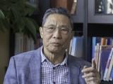 Viện sỹ Chung Nam Sơn, người được coi là Công thần của Trung Quốc trong chống dịch SARS năm 2003 (Ảnh: Tân Hoa xã)