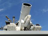 Hệ thống vũ khí laser của Mỹ được cho là đã bắn hạ chiếc UAV trong vụ thử nghiệm hôm 16/5 (Ảnh: Sputnik).