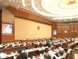 Sáng 30/6, Ủy ban Thường vụ Quốc hội Trung Quốc đã thông qua Luật An ninh Quốc gia Hồng Kông, có hiệu lực từ 1/7 (Ảnh: Đông Phương).