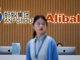 Việc cổ phiếu của Ant bị hoãn IPO trên sàn Thượng Hải và Hồng Kông đã gây thiệt hại lớn cho cả Ant Group, Alibaba lẫn ông Mã Vân (Ảnh: Reuters).