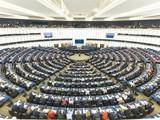 Ngày 23/3, Nghị viện châu Âu đã khẩn cấp hủy bỏ phiên họp dự định thẩm định phê chuẩn Hiệp định Đầu tư toàn diện EU-Trung Quốc do Trung Quốc trừng phạt các nghị sĩ, nhà khoa học và tổ chức của châu Âu (Ảnh: AP).