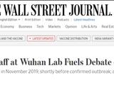 Bài báo trên The Wall Street Journal hôm 23/5