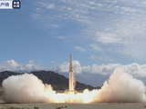 Đài Truyền hình Trung Quốc hôm 21/8 công bố vụ phóng thử tên lửa DF-15B (Ảnh: CCTV).