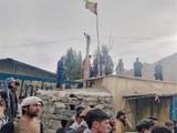 Lực lượng nổi dậy chống Taliban đã chiếm giữ 3 huyện ở tỉnh Baghlan (Ảnh: Jsxw).