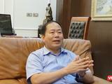 Chủ tịch HĐTV Tổng công ty đường sắt Việt Nam, Vũ Anh Minh.