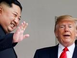 Singapore là một trong số ít các quốc gia trên thế giới có mối quan hệ với cả Mỹ và Triều Tiên.. Ảnh: BI