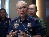 Tướng Oscar Albayalde, người đứng đầu Cảnh sát Quốc gia Philippines (PNP), cho biết ông sẽ chỉ đạo lực lượng thực thi pháp luật nước này điều tra cáo buộc Huawei làm gián điệp cho Trung Quốc. Ảnh: Rapler
