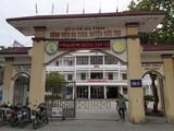 Bệnh viện Đa khoa Đức Thọ (ảnh: Internet)