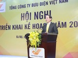 Ông Phạm Anh Tuấn được bổ nhiệm làm Thứ trưởng Bộ Thông tin và Truyền thông (Ảnh: VNP)