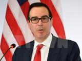 Bộ trưởng Tài chính Mỹ Steven Mnuchin. Ảnh: TTXVN
