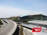 Cảng Hàng không Sân bay Đà Nẵng được điều chỉnh tăng công suất phục vụ nhằm đáp ứng nhu cầu vận tải của TP Đà Nẵng và cả khu vực lân cận