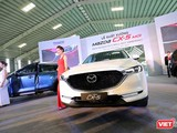 Ra mắt Mazda CX-5 mới tại nhà máy Thaco Trường Hải