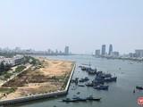 Toàn cảnh TP Đà Nẵng nhìn từ cầu Thuận Phước