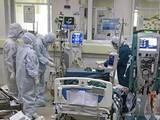 Bệnh nhân mắc COVID-19 được điều trị tại bệnh viện (ảnh internet)