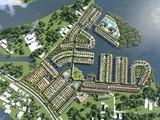 Dự án Khu đô thị Cồn Tiến (Hội An, Quảng Nam) do Công ty CP Đạt Phương làm chủ đầu tư (ảnh datphuong.com)