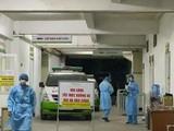 Khu vực cách ly phòng dịch COVID-19 tại Bệnh viện Hoàn Mỹ Đà Nẵng