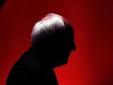 Thượng nghị sĩ Berni Sanders tuyên bố dừng chiến dịch tranh cử Tổng thống Mỹ ngày 8/4. Ảnh chụp từ youtube.