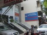 rụ sở Công ty CP Dầu khí Mê Kông đặt tại tòa nhà của Techcombank trên đường 30-4, TP Cần Thơ. Ảnh: Công Tuấn