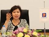 Thứ trưởng Bộ Công thương, Bà Hồ Thị Kim Thoa.