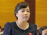 Bộ trưởng Bộ Y tế Nguyễn Thị Kim Tiến. Ảnh tư liệu.